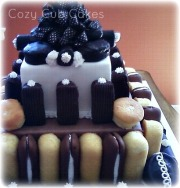 Hostess Treats Cake